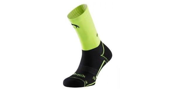 Lurbel Calcetines Sprint Verde-Negro - Talla: M: Amazon.es: Deportes y aire libre