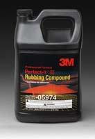 3M Rubbing Compound, 05974, 1 Gallon, 3.78L (3M-5974)