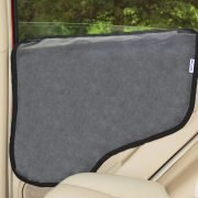 NAC&ZAC Waterproof Pet Car Door Cover, Two Options To Install. Fit All Vehicles.