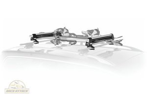 Thule 91725 Flat Top Ski Carrier (Flat 4 Roof Rack)