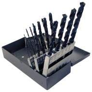 List 120,29 Pc 69864 Chicago-Latrobe Taper Drill Bit Set
