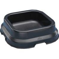- FORTEX INDUSTRIES 12 SLP-10 Square Lo Feeder Pan, 10 Quart