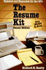 The Resume Kit, Richard H. Beatty, 0471520713