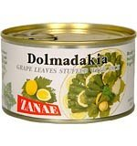 Dolmadakia Natural Grape Leaves Stuffed ...