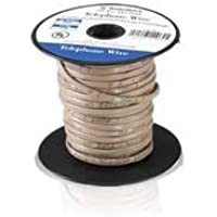 1 X 50-Ft. 4-Conductor Phone Cable