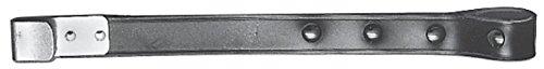 Gewa 766110 Courroie transversale en cuir pour Accordéon Noir Longeur spéciale