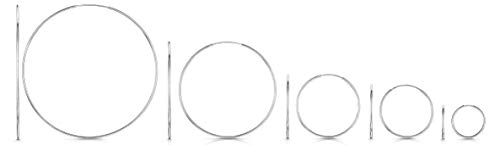 Amberta 925 aros finos de plata de ley, círculos finos, pendientes redondos pulidos para dormir Tamaño del diámetro: 20 30 40 60 80 mm (20 mm)