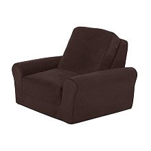 Newco Lounge Chair -  Chocolate