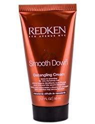(Redken Smooth Down Detangling Cream 50ml 1.7oz)