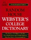 Random House Webster's College Dictionary, Robert B. Costello, 0679438866