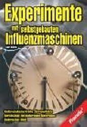 Experimente mit selbstgebauten Influenzmaschinen