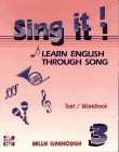 Sing It! Learn English Through Song Vol. 3 : Level 3, Grenough, Millie, 0079116825