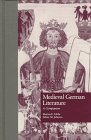 Medieval German Literature : A Companion, Gibbs, Marion E. and Johnson, Sidney M., 0815314507