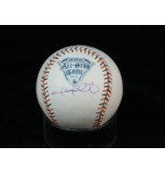(Signed Sheffield, Gary 2005 MLB All-Star Baseball autographed)