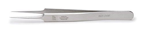 Dumont #5 Tweezer; Inox, Polished, 0.005 x 0.025mm Super Fine tips; 11cm World Precision Instruments Europe 501985
