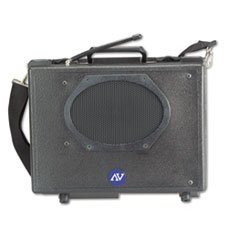 Wireless Audio Portable Buddy Professional Group Broadcast Pa System By: AmpliVox by Office Realm