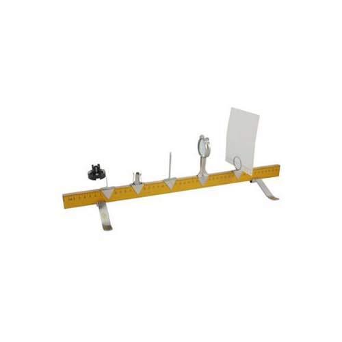 GSC International 4-66001 Meter Stick Metal Support for Optical Bench