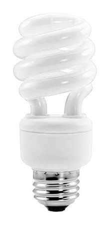 SHAT-R-SHIELD 14W, EL/mDT Twist Screw-In Fluorescent Light Bulb ()