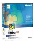 【旧商品】Office XP Standard B00005OHWF Parent