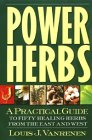 Power Herbs, Louis J. Vanrenen, 1585420336