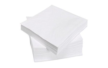 40 Pieces SALON SPA MASSAGE FACIAL Manicures Pedicures Multi Use Disposable Non-Woven Washcloths
