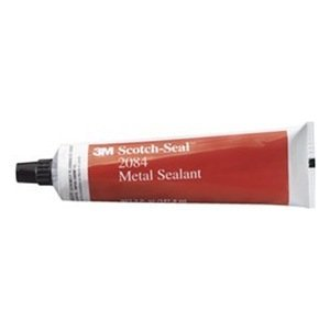 3m Metal Glue (5 oz Tube 2084 Scotch-Seal Aluminum Metal Sealer)