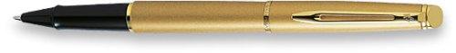 Waterman Hemisphere Stardust Gold Rollerball Pen - 10540 by Waterman (Image #1)