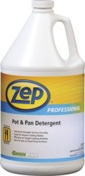 zep pot and pan detergent - 2