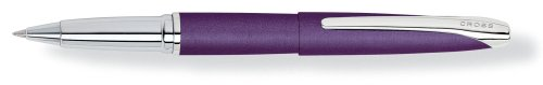 Cross ATX Victoria Purple Selectip Rolling Ball Pen Cross Atx Selectip Rolling Ball