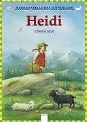 Heidi. ( Ab 4 J.).
