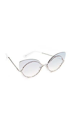 marc-jacobs-womens-rimless-rope-outline-sunglasses-ruthenium-grey-silver-one-size