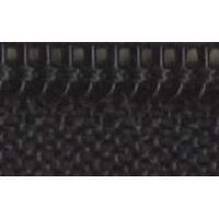 "YKK Ziplon Separating Zipper 20"" Black"