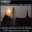UPC 789368363421, Masterpieces for Choir