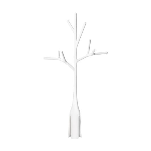 Boon Twig Grass and Lawn Drying Rack Accessory, White Color: