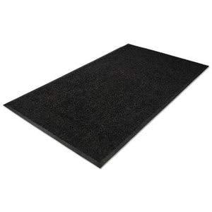 (Guardian Platinum Series Indoor Wiper Mat, Nylon/Polypropylene, 48 X 72, Black)