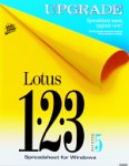 123 5.0 Upgrade for Windows by Lotus Development