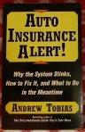 Auto Insurance Alert!, Andrew Tobias, 0671792229