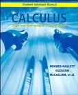 Student Solutions Manual to Accompany Calculus: Single and Multivariable, Second Edition