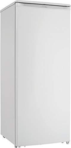 "Danby 8.5 Cu. Ft. Upright Freezer, White, Energy Star Compliant, 58-3/4""H"