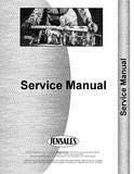 Ford 1620 Tractor Service Manual