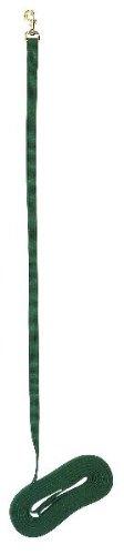 Black Perri's Cotton Lunge Line Snap, 30-Feet