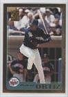 David Ortiz #583/2,001 (Baseball Card) 2001 Topps - [Base] - Gold #136