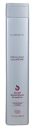 L'ANZA Healing ColorCare Silver Brightening Shampoo, 10.1 oz.