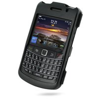 Aluminum Black Metal Case for BlackBerry Bold 9780 from PDair