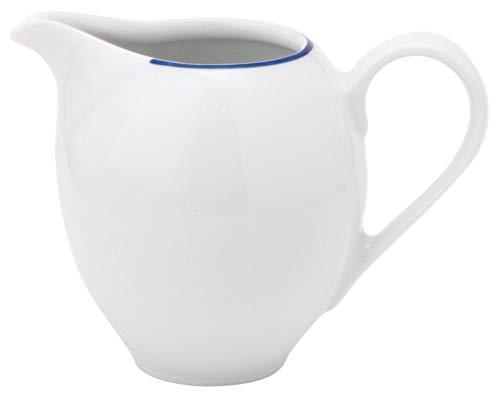 KAHLA Aronda Creamer 6-3/4 oz, Blue Line Color, 1 Piece