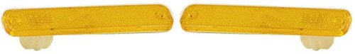 Ford F250 Cornering Light (Ford Replacement Corner Light Unit (Amber) - 1-Pair)