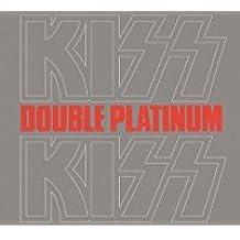 KISS DOUBLE PLATINUM LP 2 LP SET 1978 1978 GATEFOLD GREATEST HITS LP