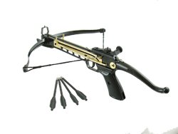 Buds Bow (Cobra Self Cocking Tactical Crossbow Pistol 80-lb.)
