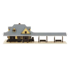 ATLAS MODEL 2842 Passenger Station Platform Kit (2) N
