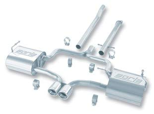 Amazon.com: Borla Cat-Back Exhaust System 2004-2006 Mini Cooper S 1.6L Supercharged: Automotive